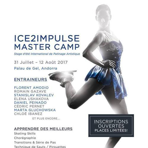 Ice2Impulse Master Camp